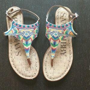 Colorful Women's Sandals